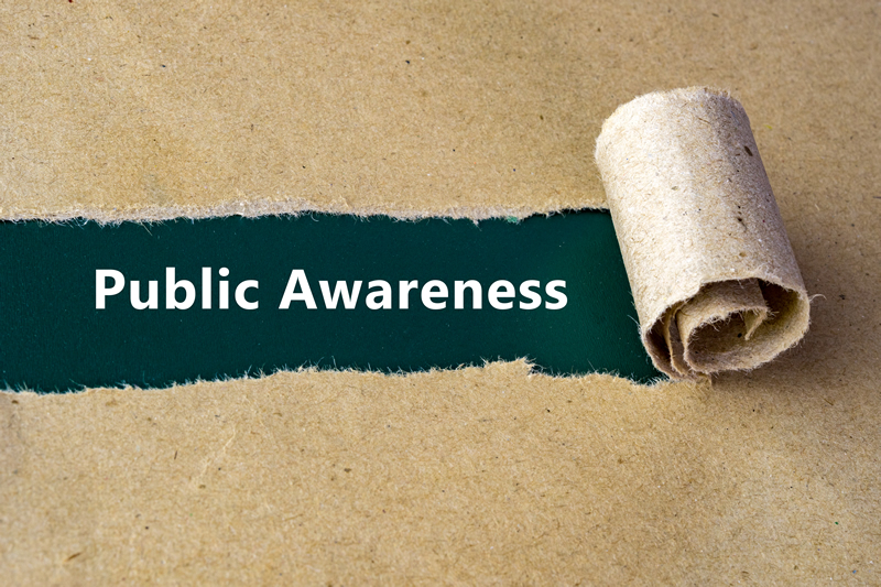 Use #Technology To Raise Public Awareness