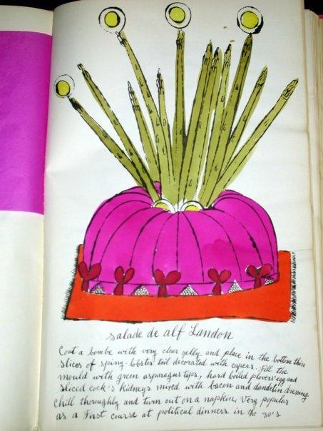 Andy Warhol: Wild Raspberries