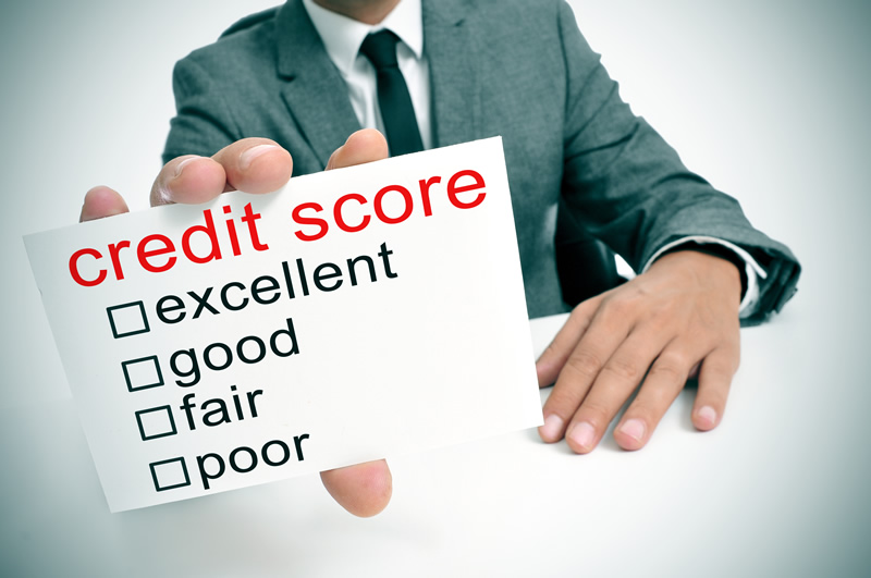 Take Credit for a Good Credit Score in the Business World