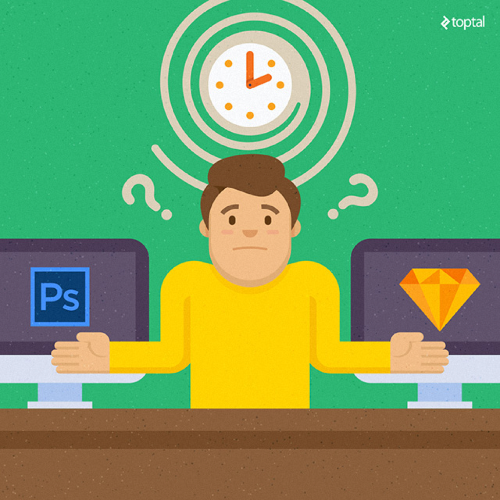Sketch vs. Photoshop: Is It Time To Switch From Photoshop To Sketch?