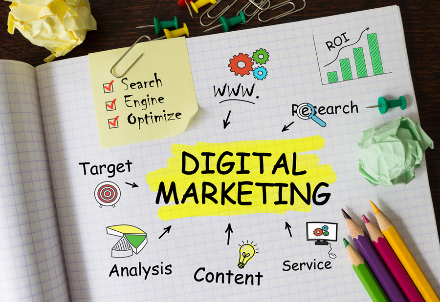 Benefits of Digital Marketing for Healthcare Businesses