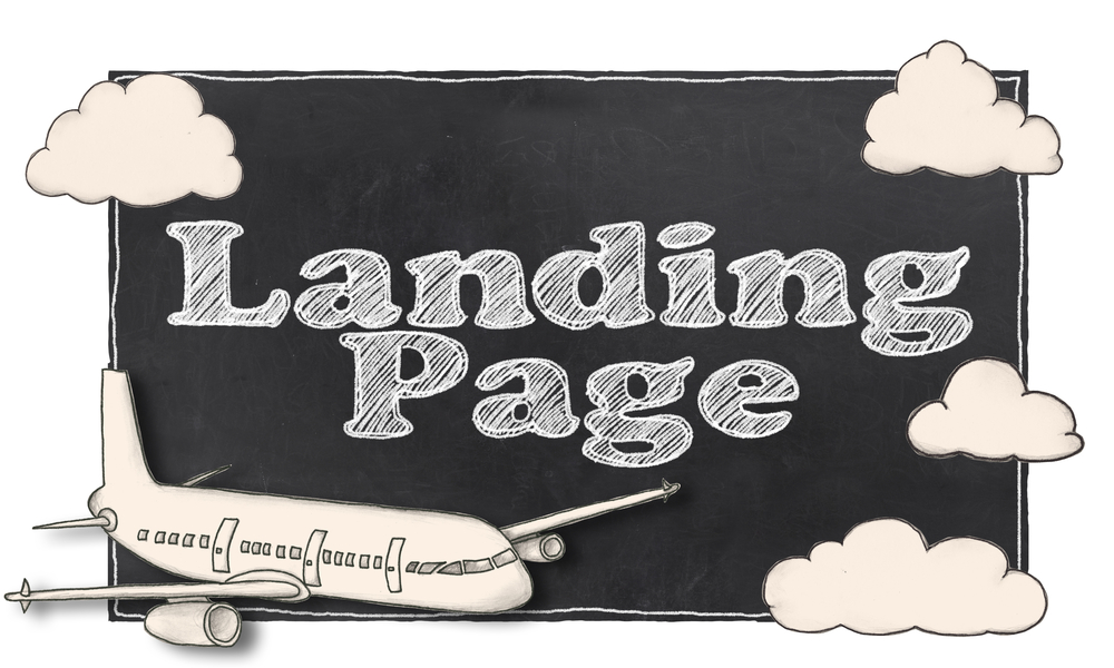 How a Landing Page Can Elevate Your Law Firm
