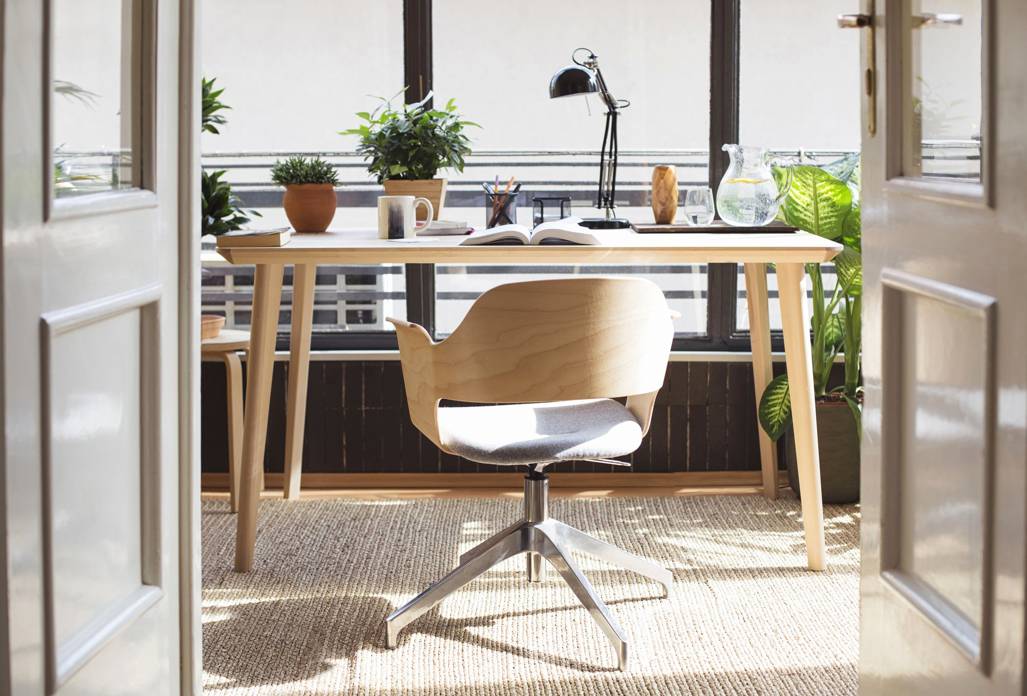 Materials to Consider When Redesigning Your Office Space