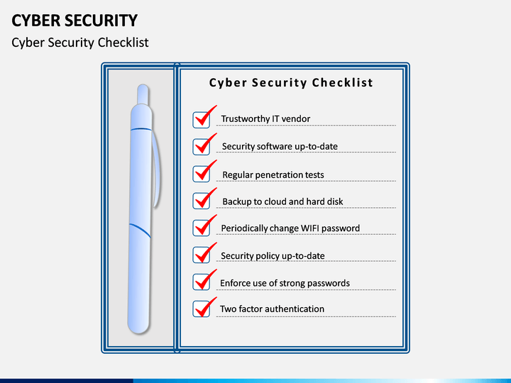 The Security Checklist for Online Businesses