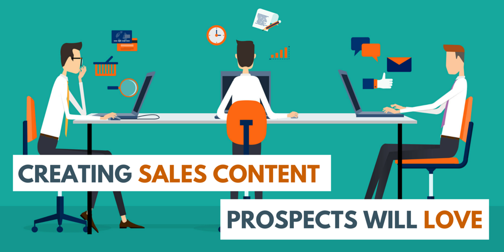 How To Use Content To Work Smarter with Sales?