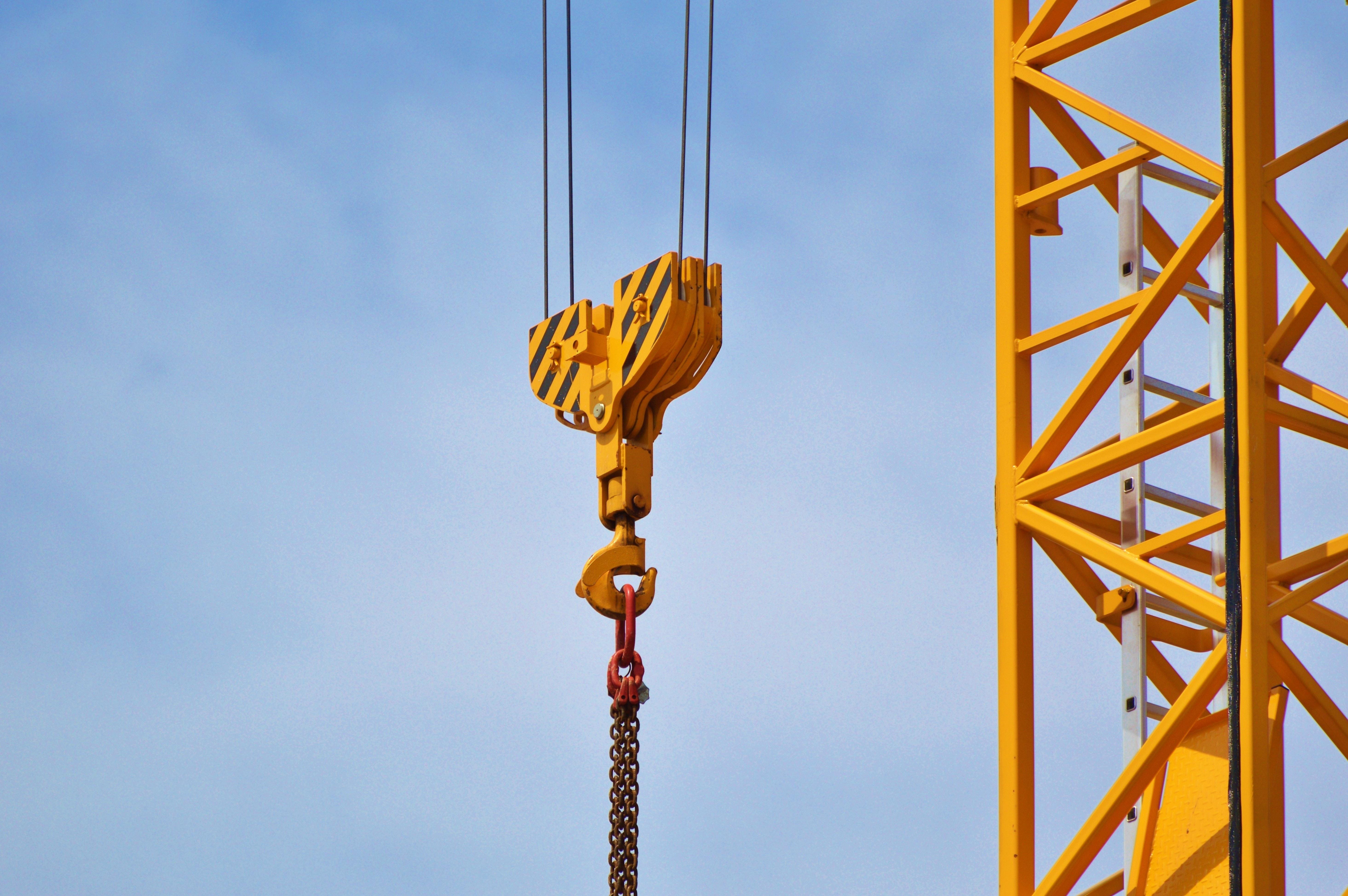 Hiring A Mini Crane