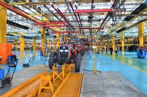 Heavy Equipment: How to Streamline Your Production Line