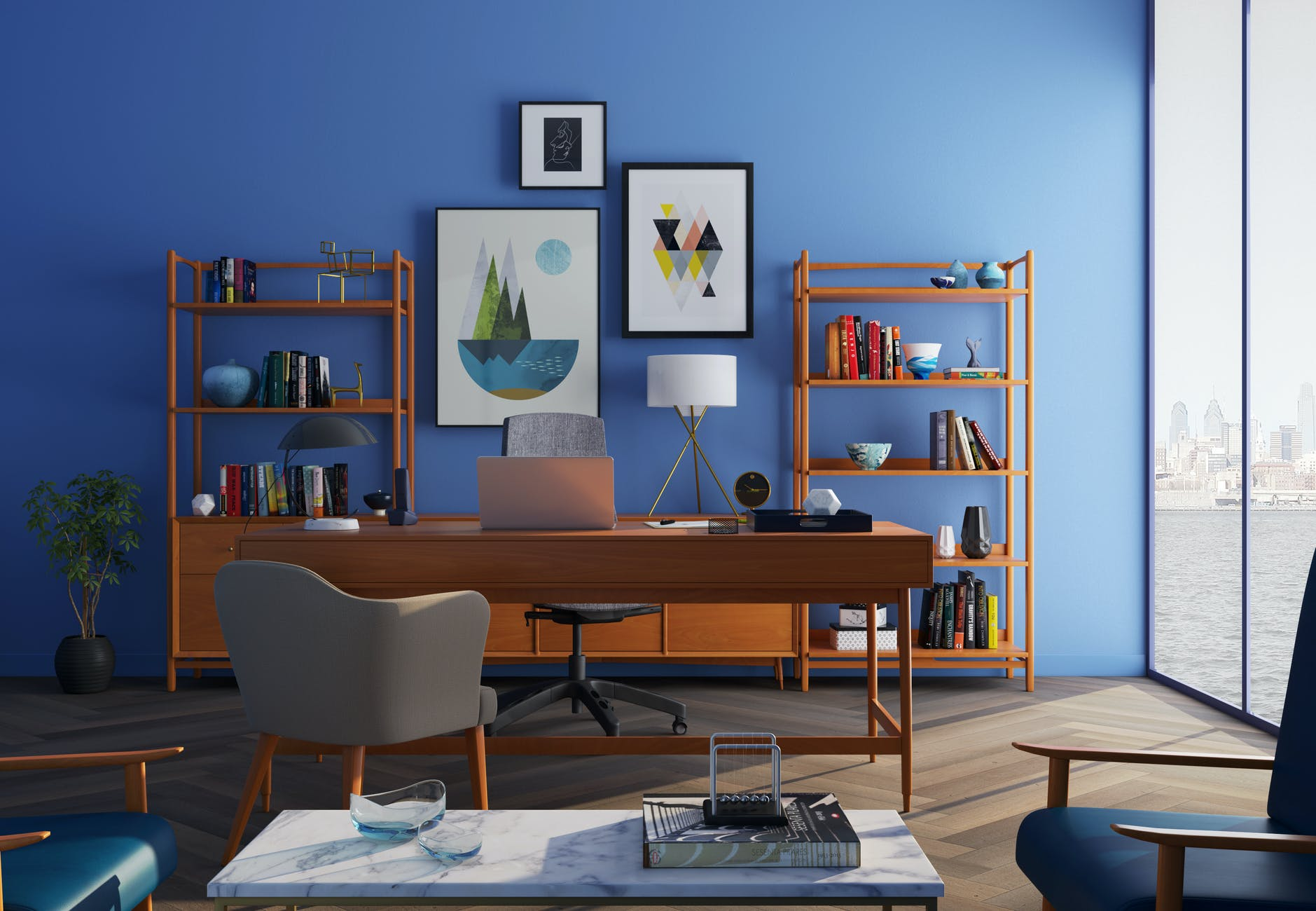 10 Tried-and-True Secrets for a Productive Home Office