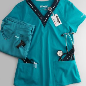 6 Trendy and Professional Colors for your Work Scrubs
