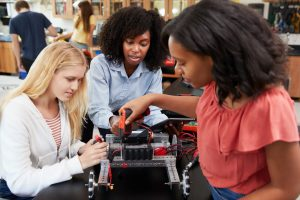 Why Mentoring Women Is So Important In STEM