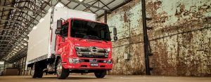 Safety First with the All-New Hino 500 Standard Cab Series