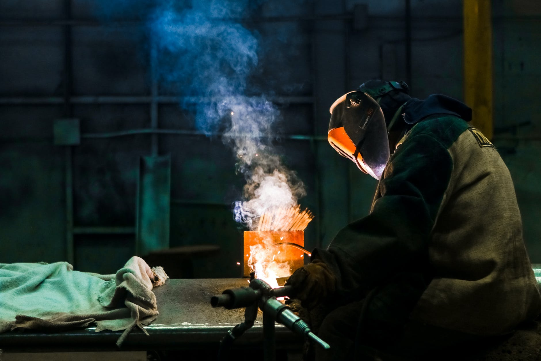 4 Instances When Your Factory Will Need a Welder On Hand