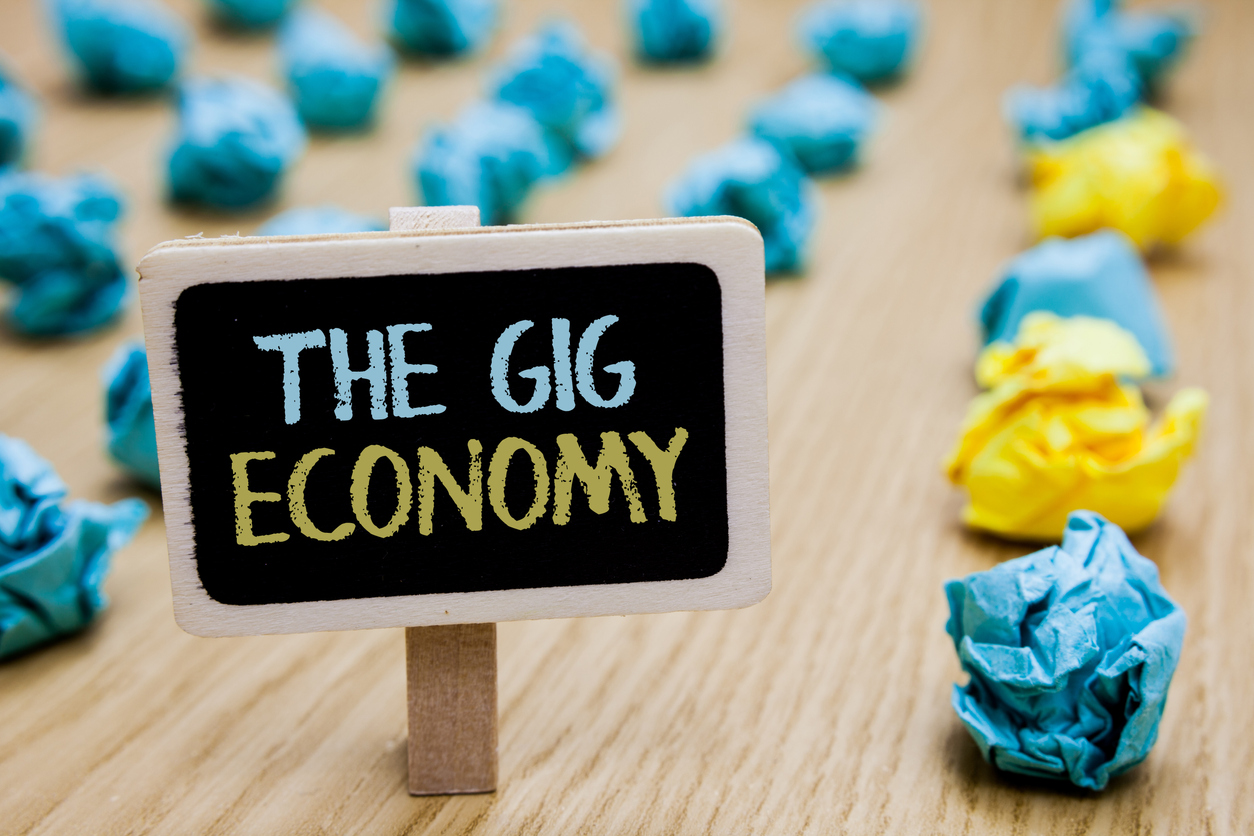 Game-Changing Gig Economy Statistics​