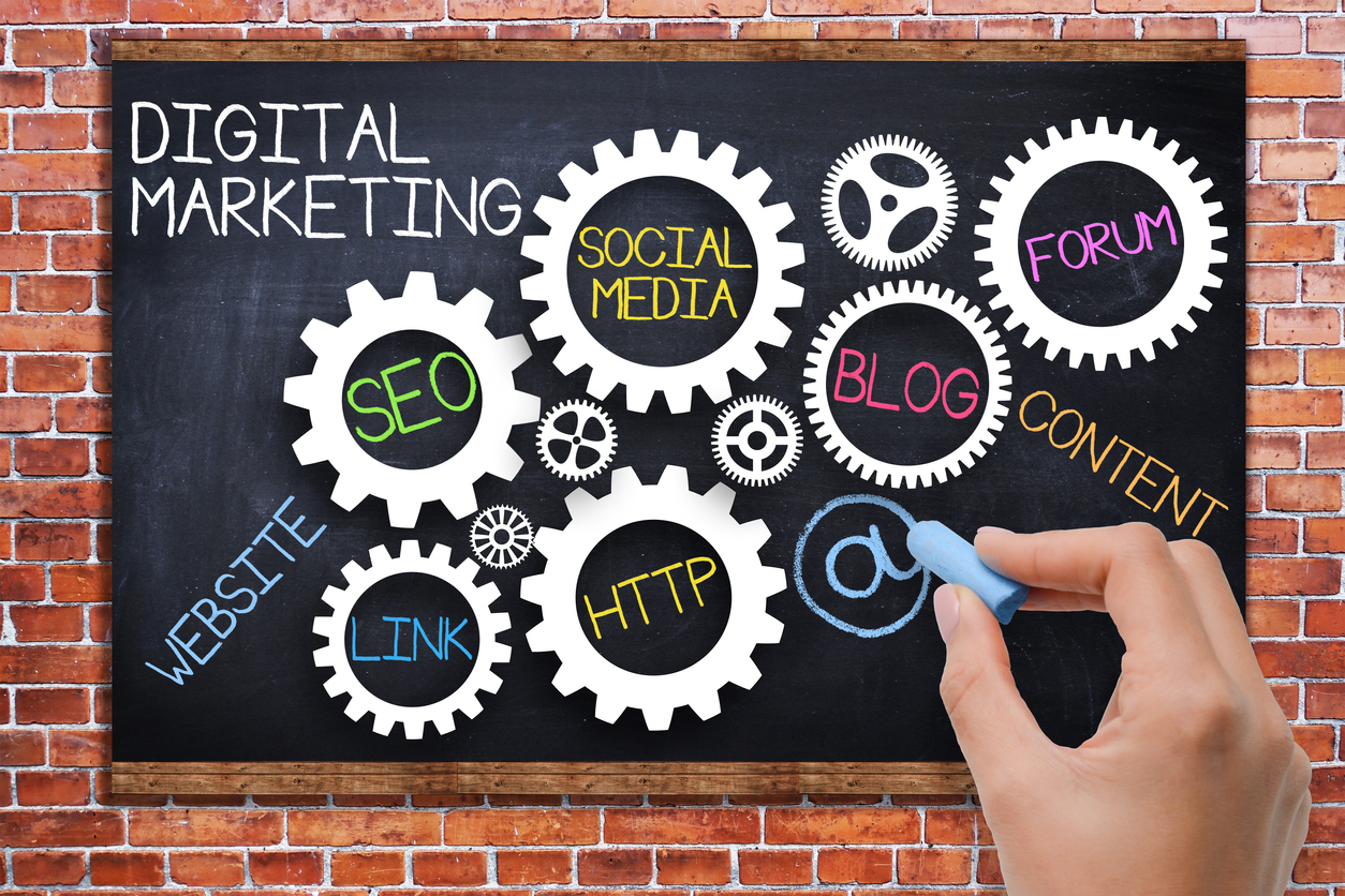 5 Things To Know About Digital Marketing for Small Businesses