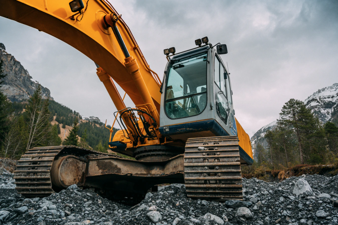 4 Ways to Keep Your Construction Equipment in the Best Condition