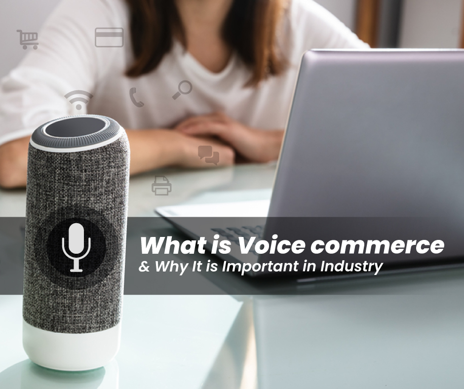 What is Voice Commerce and Why It Is Important?