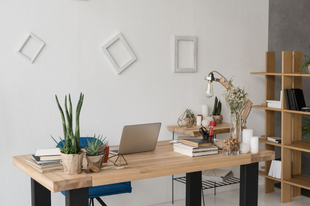 Home Office Decor Suggestions to Boost Productivity