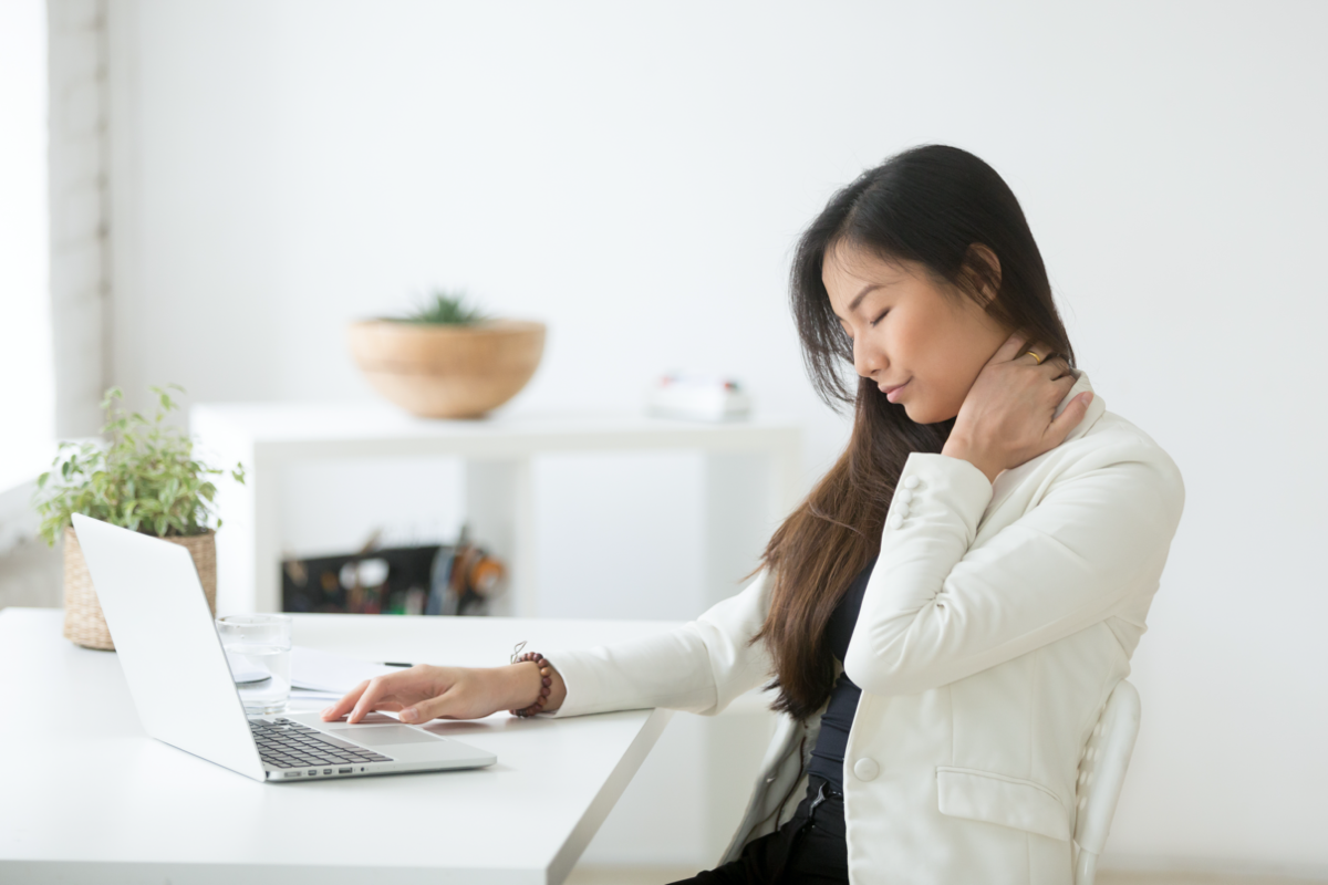 5 Work-Related Causes Of Back Pain