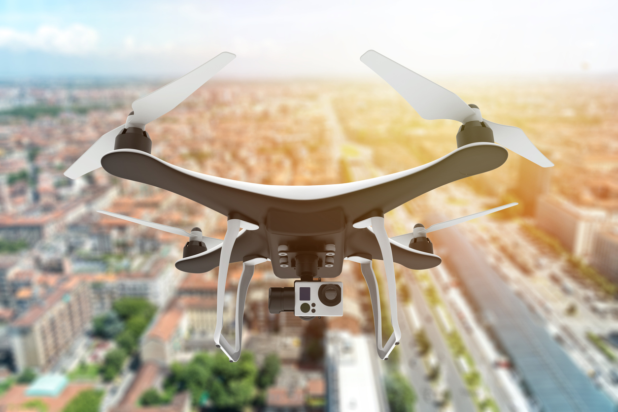 Drones: The Future for Photography