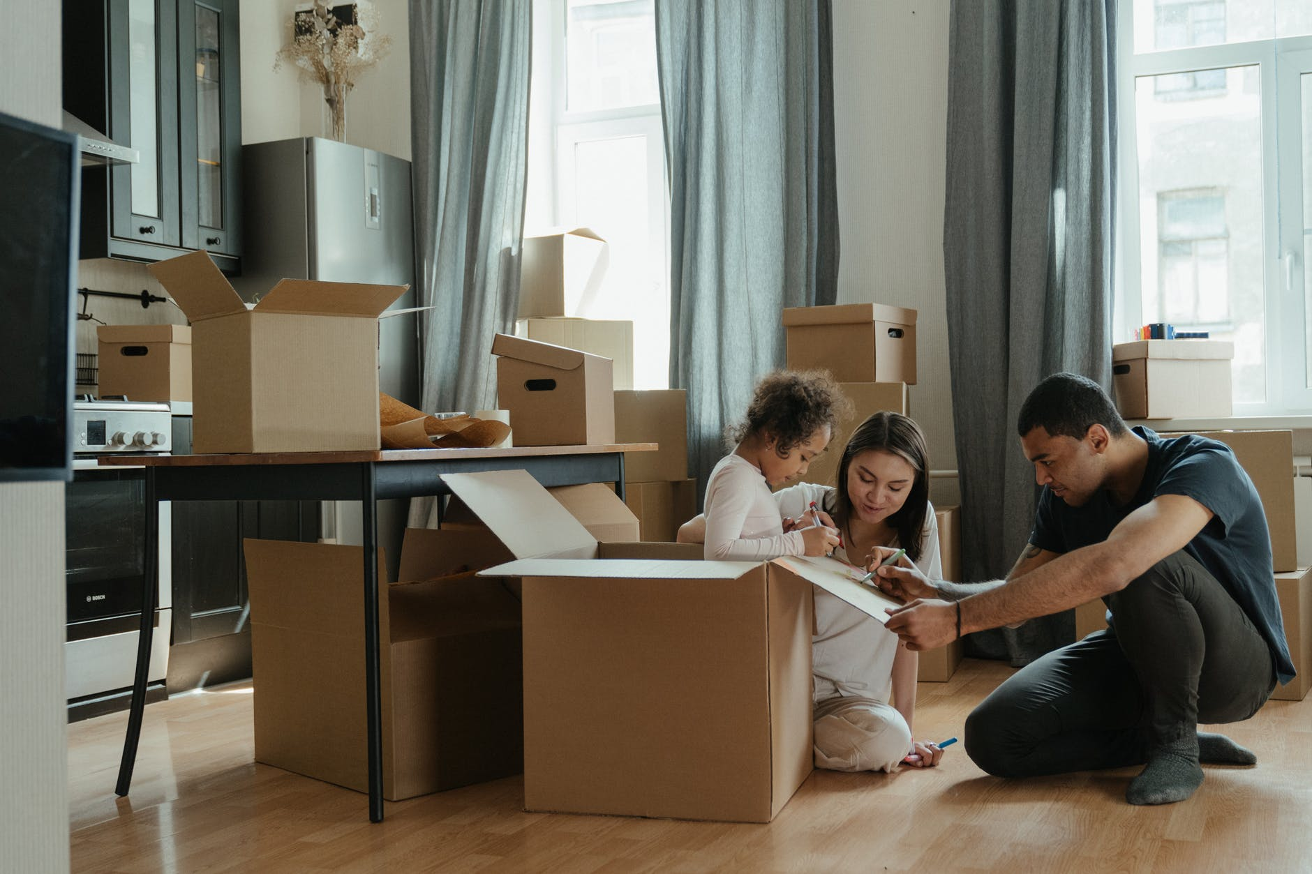 3 Reasons to Hire a Man with a Van When Moving House