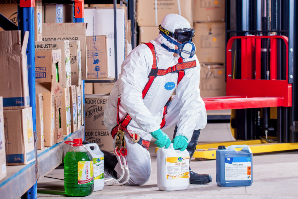 Working With Hazardous Materials? 4 Ways You Can Protect Your Facility From Being Damaged