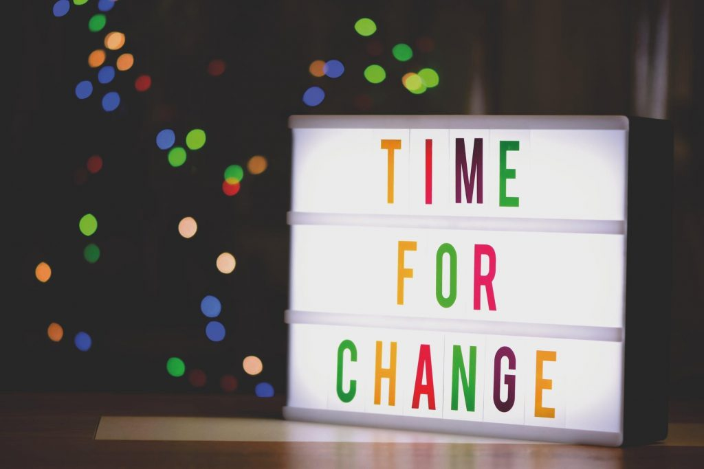 Is it Time for a Business Change?