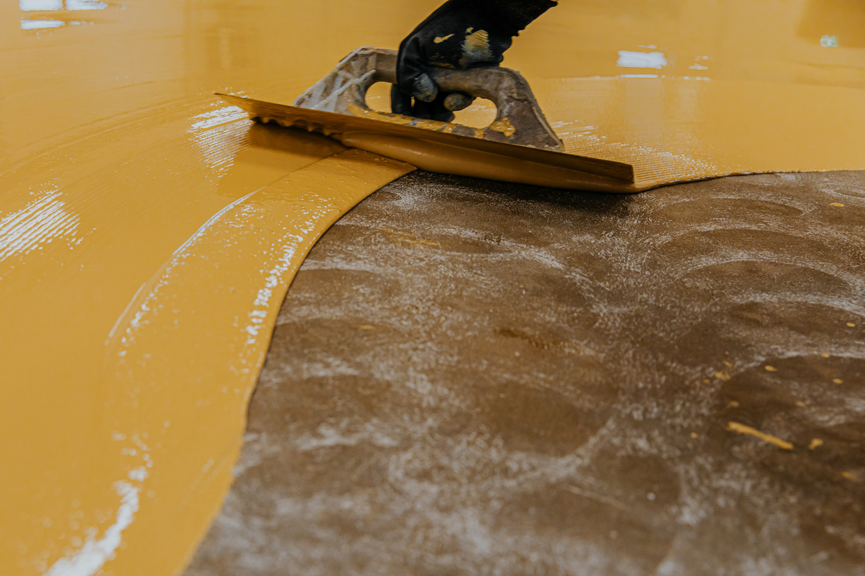 3 Uses for Epoxy Floor Covering