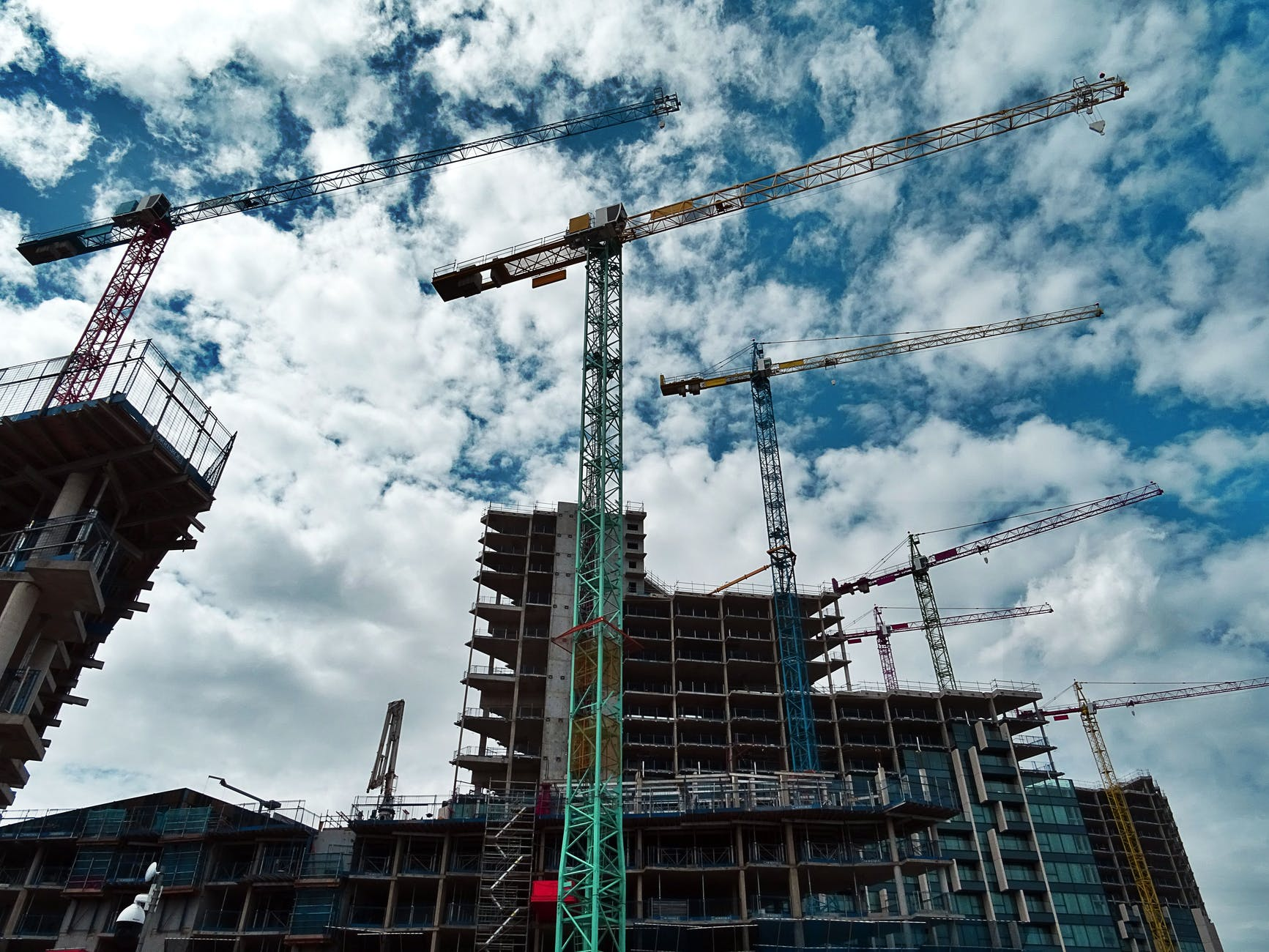 How to Understand Tower Crane Operation