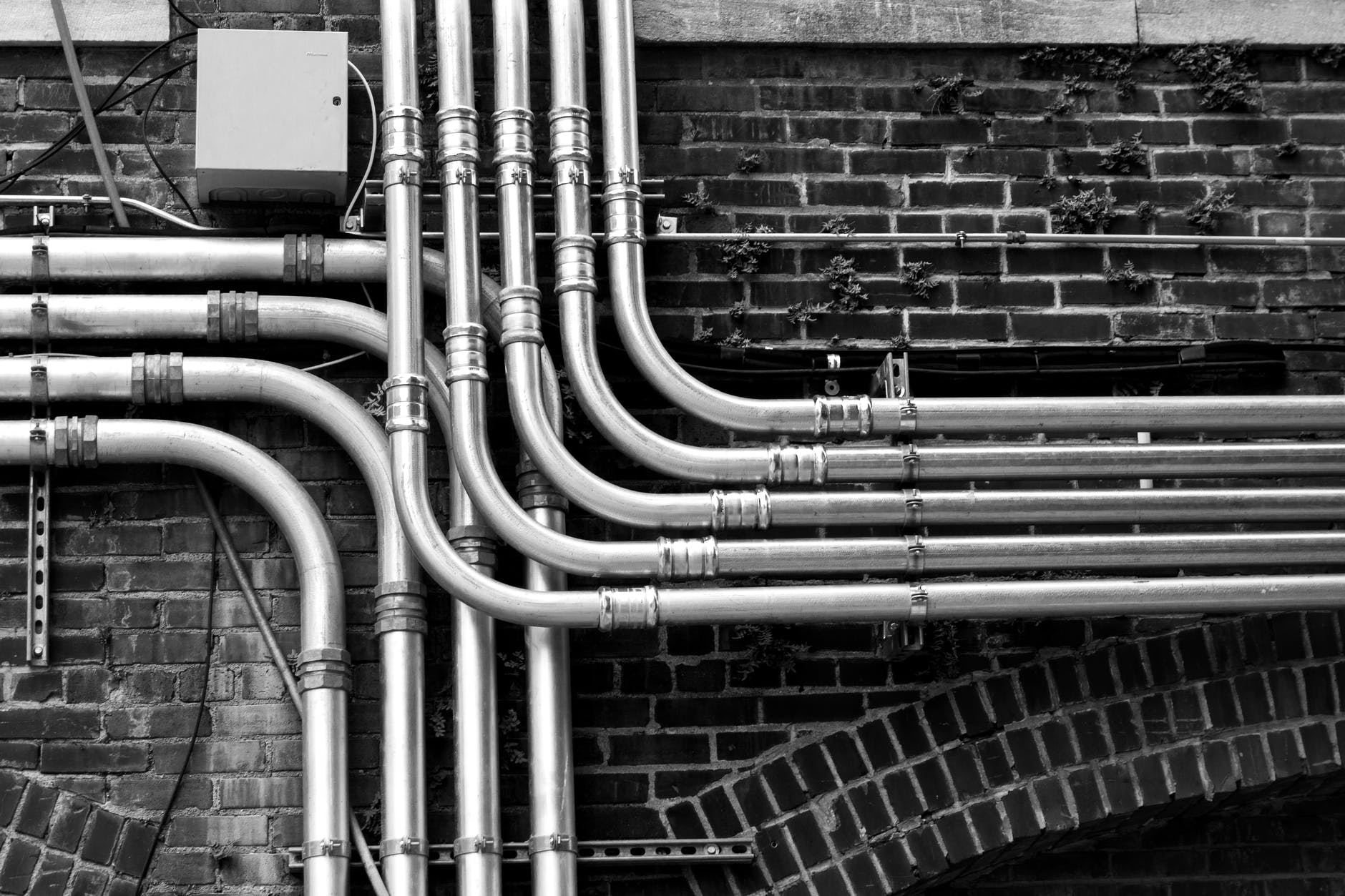 industry technology design pipe