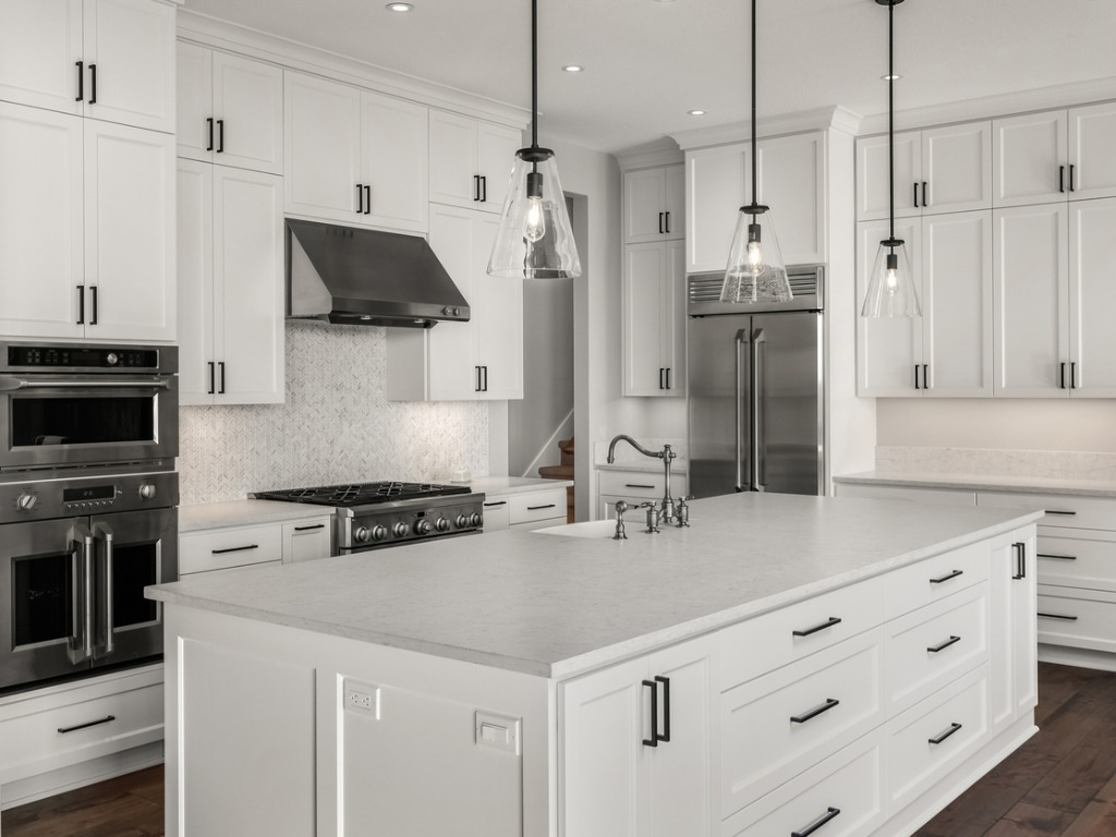 New Kitchen Cabinets and Other Home Improvement Solutions