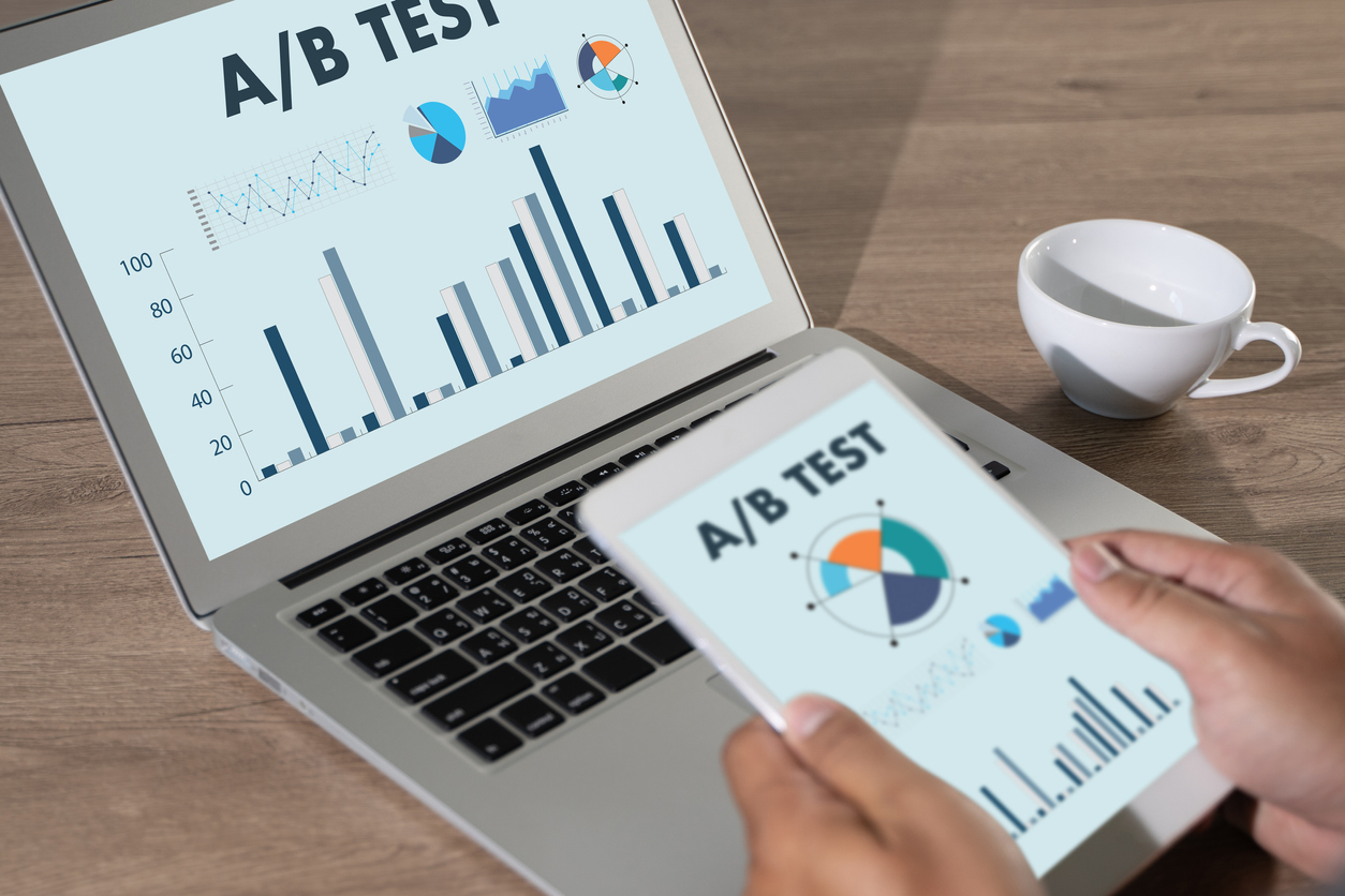 A/B Split Testing to Drive Business Growth