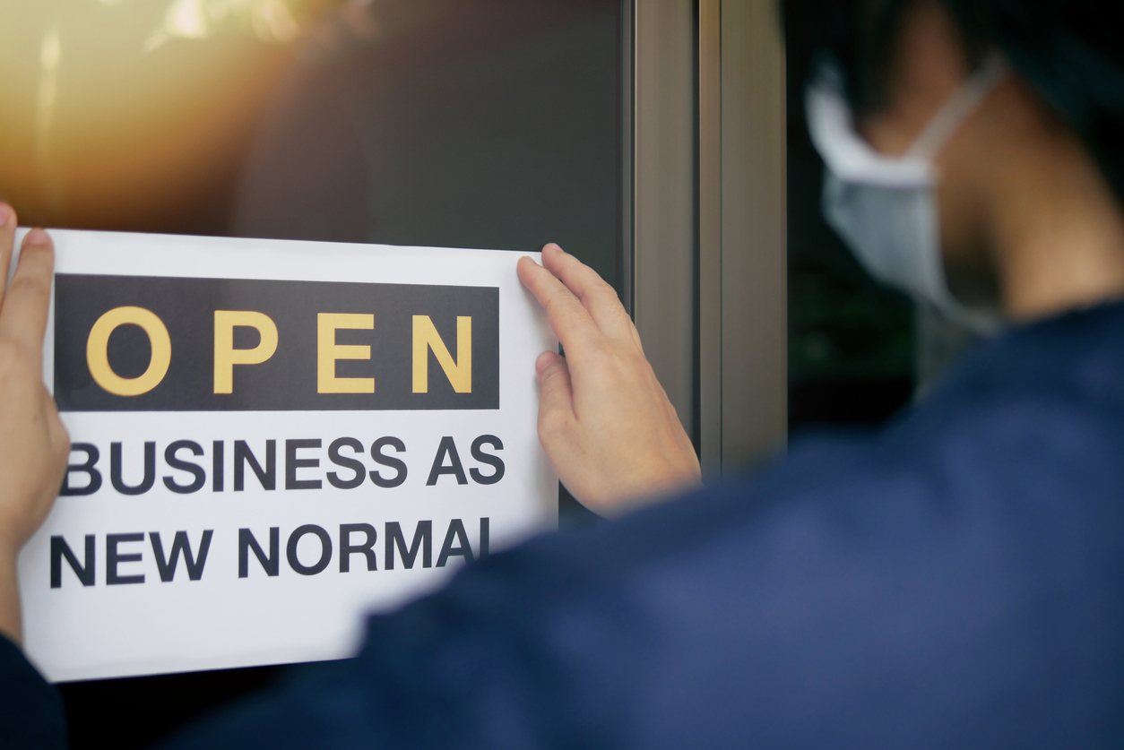 4 Steps to Preparing for Your Office to Re-Open