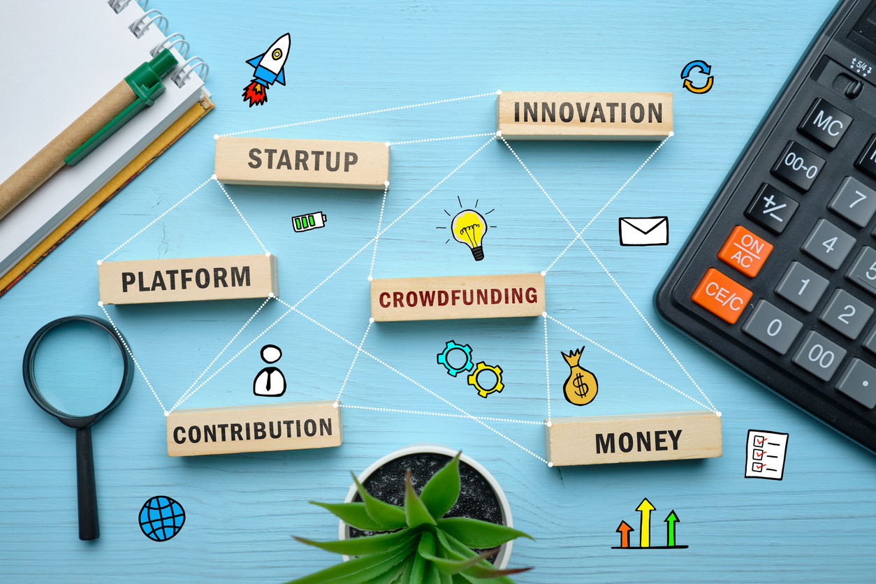 4 Benefits of Crowdfunding for Your Business